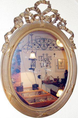 antik sammeln spiegel. Black Bedroom Furniture Sets. Home Design Ideas